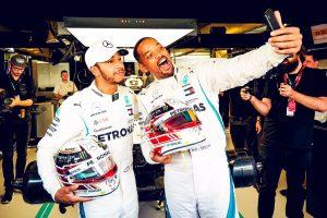 Hamilton: Will Smith miatt teljesen másképp készültem a versenyre