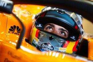Fotó: Sainz bemutatkozott a McLarennél