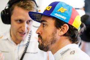 Alonso a héten rájött, mennyire hiányoznak a hangos autók az F1-ből