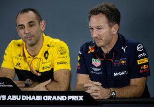 Ezért nem sajnálja a Renault a Red Bull-szakítást