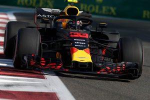 Verstappen: Eseménydús versenyen dobogó