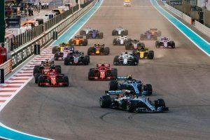 Nyilvánosak az F1-es versenyek kezdési időpontjai