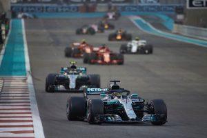 F1-teszt: Ők gurulnak pályára ma Abu Dhabiban