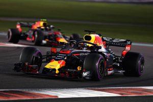 Ricciardót összezavarta a Red Bull remek formája az év végén