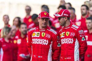 Vettel: Leclerckel sem lesz más a rivalizálás, mint Kimivel