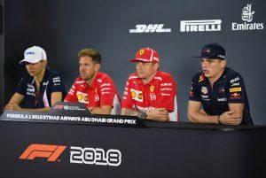 Räikkönen beletrollkodott a sajtótájékoztatóba