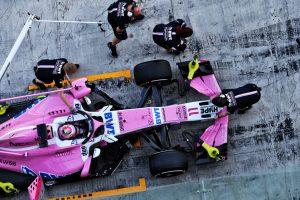 A Racing Point csapatnév változni fog az új F1-es idény előtt