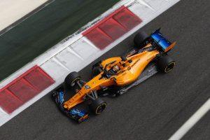 Videó: A McLaren központjából jelentkezett be Norris és Sainz