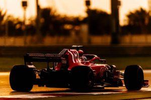 Videó: Így tesztelt Leclerc a Ferrarival, Räikkönen a Sauberrel