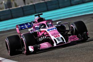 Kiderült, mi lesz a Force India új neve 2019-ben