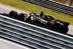 Minden megújul a Renault F1-es autóján, csak a szervo nem