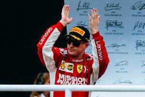 Räikkönen elköszönt a Ferraritól