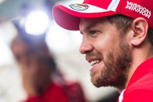 Vettel: Az autónk visszakerült a komfortzónába