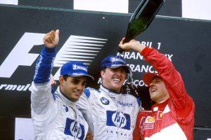 Montoya: Ilyenek voltak a Schumacher-testvérek