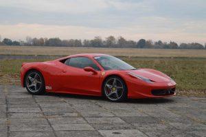Az utolsó Ferrari, ami még őszintén üvölt