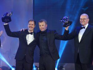 Videó: Räikkönen legviccesebb pillanatai az FIA díjátadójáról