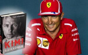 Nyerj Räikkönen-könyvet a kedvenc kimis sztoriddal!