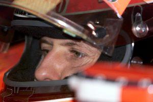 Fotó: Amikor Schumi először tesztelt a Ferrarival