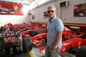 Irvine: Kár, hogy Schumacher volt a csapattársam
