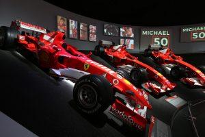 Videó: Ilyen a Schumacher-kiállítás Maranellóban
