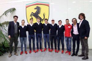 Schumacher megkezdte a munkát a Ferrari-akadémián