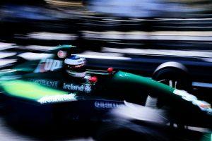 Videó: Ilyen volt Michael Schumacher F1-es debütálása