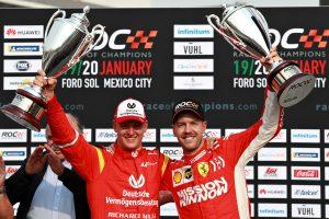 A Vettel-Schumacher páros ezúttal nem nyert a Nemzetek Kupáján