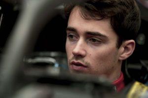 Leclerc beülhetett az új Ferrariba