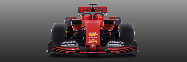 Megérkezett az új Ferrari, cél a bajnoki cím!