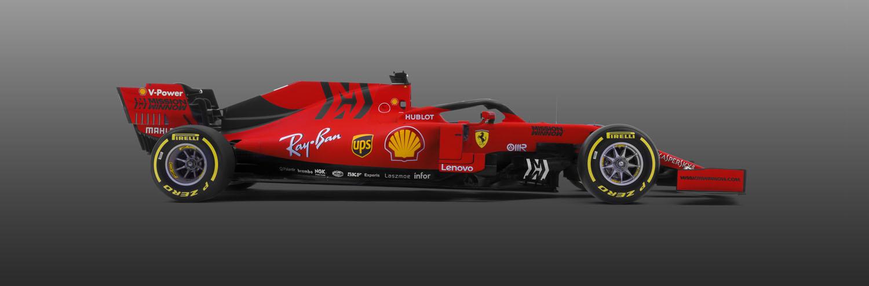 Extrém megoldások kerültek fel az új Ferrarira