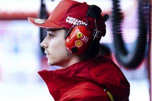 Leclerc munkába állt, ő a leggyorsabb a Ferrarival