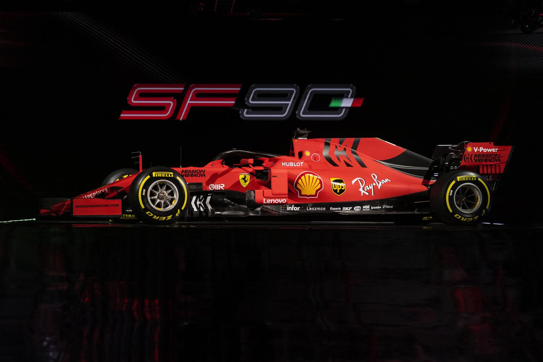 Riportfilm: A Ferrari 2019-es autójának bemutatója
