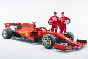A Ferrari bevallotta, kezdetben még Vettelnek kedvez