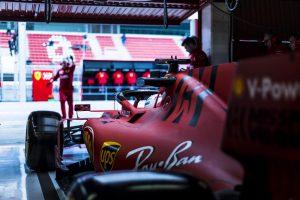 Csapatnevet változtatott a Ferrari