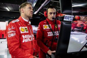 Kiderült, mi okozta Vettel szerdai balesetét