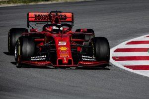 Vettel a leggyorsabb az utolsó tesztnap délelőttjén
