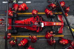 Leclerc: Van még tartalék a Ferrariban