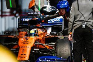 """Pozitív hírek a McLarennél: """"Eddig minden nagyon jó"""""""