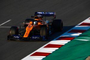 """Sainz a leggyorsabb volt, de figyelmeztet: """"A Ferrari és a Red Bull sokkal jobbat tud ennél!"""""""