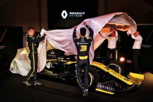 Megérkezett a Renault 2019-es versenyautója