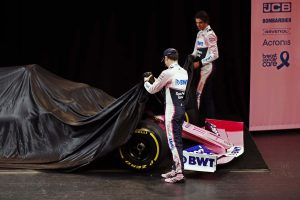 Képgaléria: A Racing Point autóbemutatója