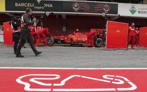 Új videó Vettel szerdai balesetéről