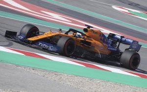 Sainz a leggyorsabb, Vettel autót tört Barcelonában!