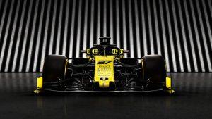 Riportfilm a Renault F1-es autóbemutatójáról