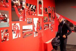 Fotók: A Ferrari-múzeumban járt Mick Schumacher