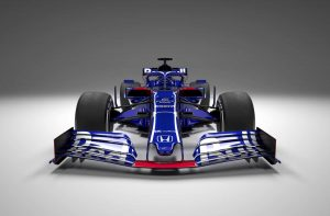 Videó: Pályán a 2019-es Toro Rosso