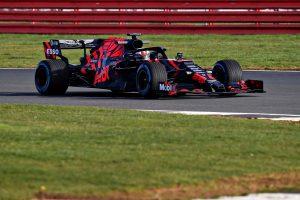 Verstappen elégedett az új autó első köreivel