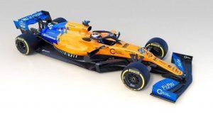 A McLaren is bemutatta 2019-es versenyautóját!