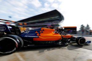 Live-timing az F1-es tesztről