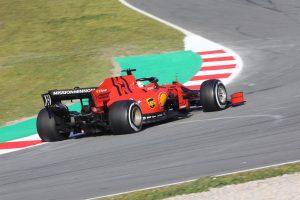 F1-es teszt: Vettel a leggyorsabb délelőtt